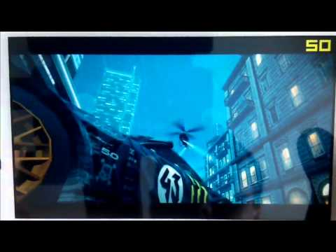 Need For Speed No Limit  (Gionee Elife E7, fps meter)