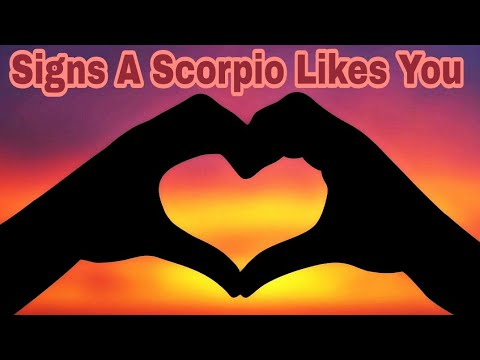 How to pick up a Scorpio woman - YouTube