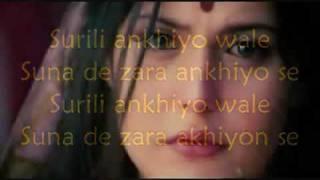 Download lagu Surili Akhiyon Wale Lyrics nett mp4 MP3