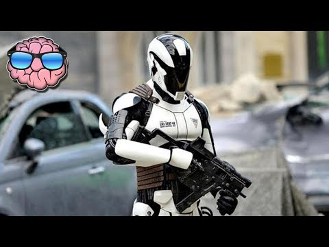 Top 10 Futuristic Weapons Already Being Used