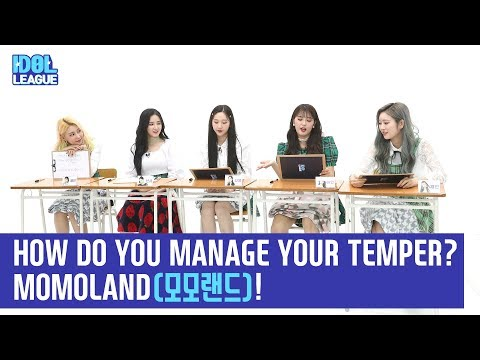 (ENG SUB) MOMOLAND(모모랜드), I'M SO HOT! HOW DO YOU MANAGE YOUR TEMPER? - (5/5) [IDOL LEAGUE]