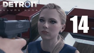 Detroit: Become Human (Parte 14) - Connor es Divergente?!