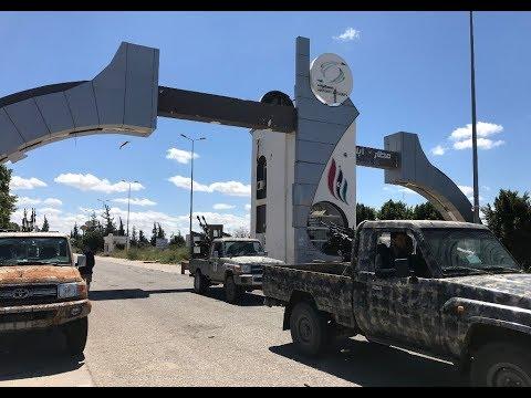 إعادة فتح مطار معيتيقة بعد غارات للجيش الليبي في طرابلس  - نشر قبل 2 ساعة