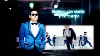 PSY Ft HYUNA Oppa Gangnam Style Spanish Cover Female
