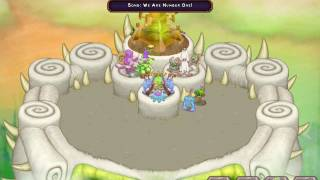 We are number one in My Singing Monsters