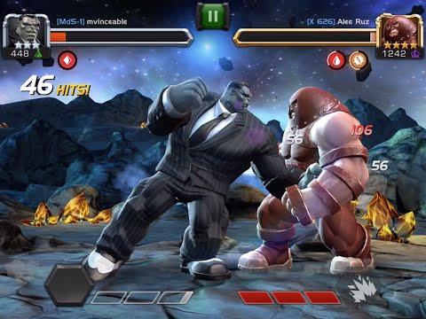 Joe Fixit Awakened and Duel vs. Juggernaut | Marvel Contest of Champions