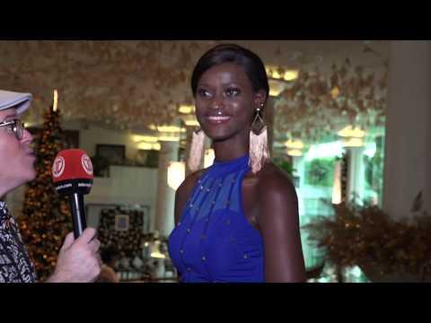 Miss Universe 2018 . Thailand / Miss Sierra Leone habla de sus problemas  llegando al MU