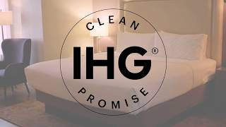IHG Clean Promise at Crowne Plaza Muscat