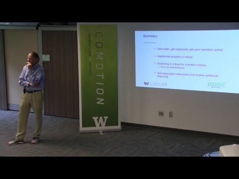 Fundamentals for Startups: Biotech Startups