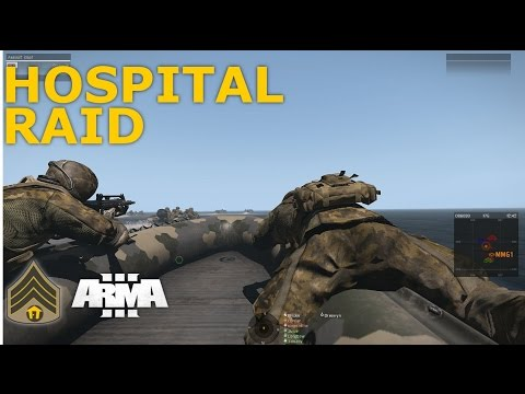 Shack Tactical - Hospital Raid - 04/25/2015