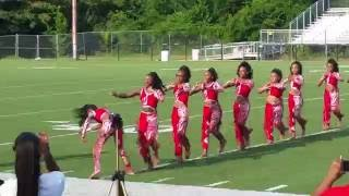 The Baby Dancing Dolls at the 6th Annual Independence Showdown Batt...