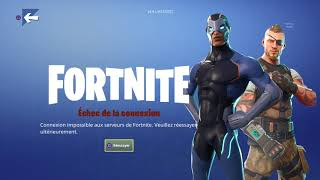 Bug of fortnite sfr? What do you mean?