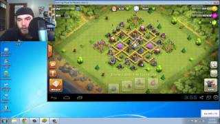 Clash Of Clans Cheats : Auto-Harvest and Free Shield