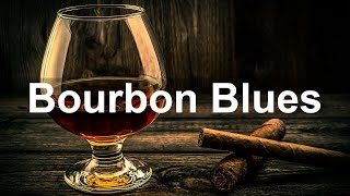 Bourbon Blues - Laid Back Blues Guitar and Piano Music - Electric Blues Rock to Chill