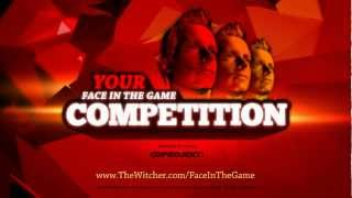 CD Projekt RED - Face In The Game Competition