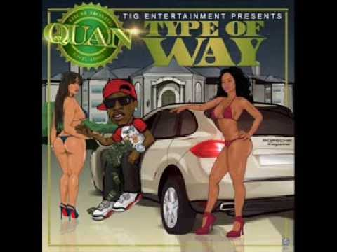 Rich Homie Quan - Type Of Way (instrumental)