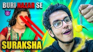 Buri Nazar se Suraksha - Funniest TV Ad Ever | Triggered Insaan