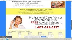 SeniorCare.care - Caregivers Can Compare Assisted Living and Senior Care Solutions Online