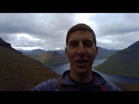 Geoffrey's European Adventure Day 20: Faroe Islands - part 1