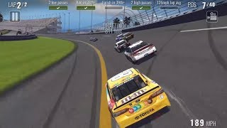 NASCAR Heat Mobile | Android Gameplay | Droidnation
