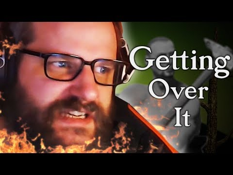 DER PURE HASS!! 😡 - Best Of Gronkh / Getting Over it (24.11.2017)