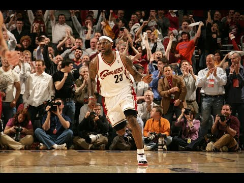 LeBron James Ultimate Scoring Playoff Mixtape