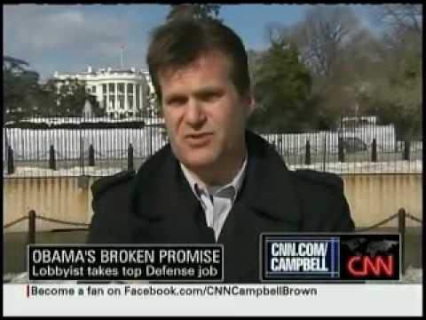 Melanie Sloan Discusses Revolving Door on CNN