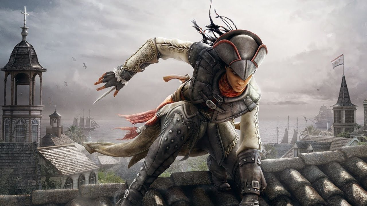 IGN Reviews - Assassin's Creed: Liberation HD - Review