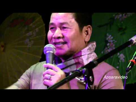 Khmer comedian Prum Manh tells of