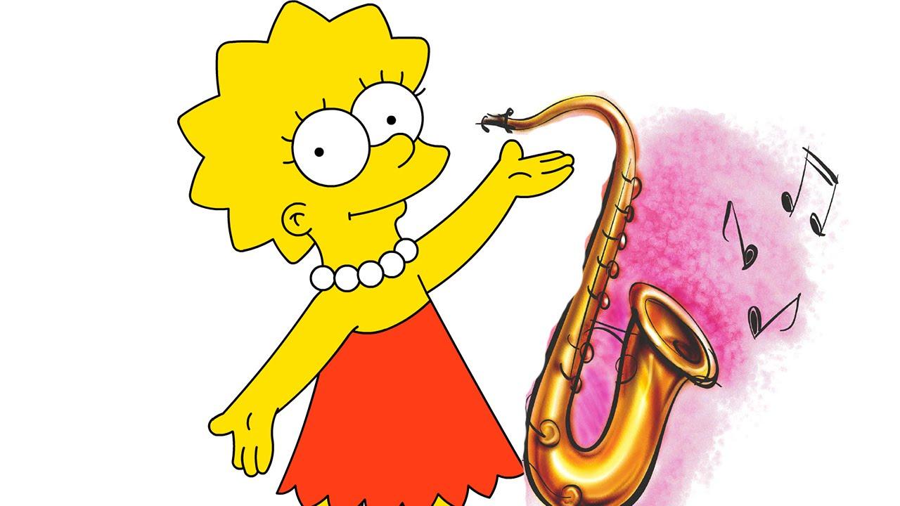 картинки лиза взрослая на саксофоне рамблер рассказывал