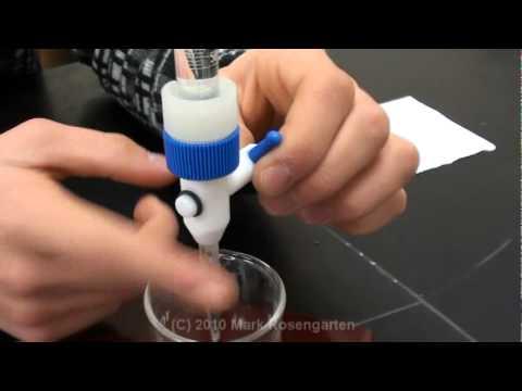 Chem Lab:  Acid/Base Titration