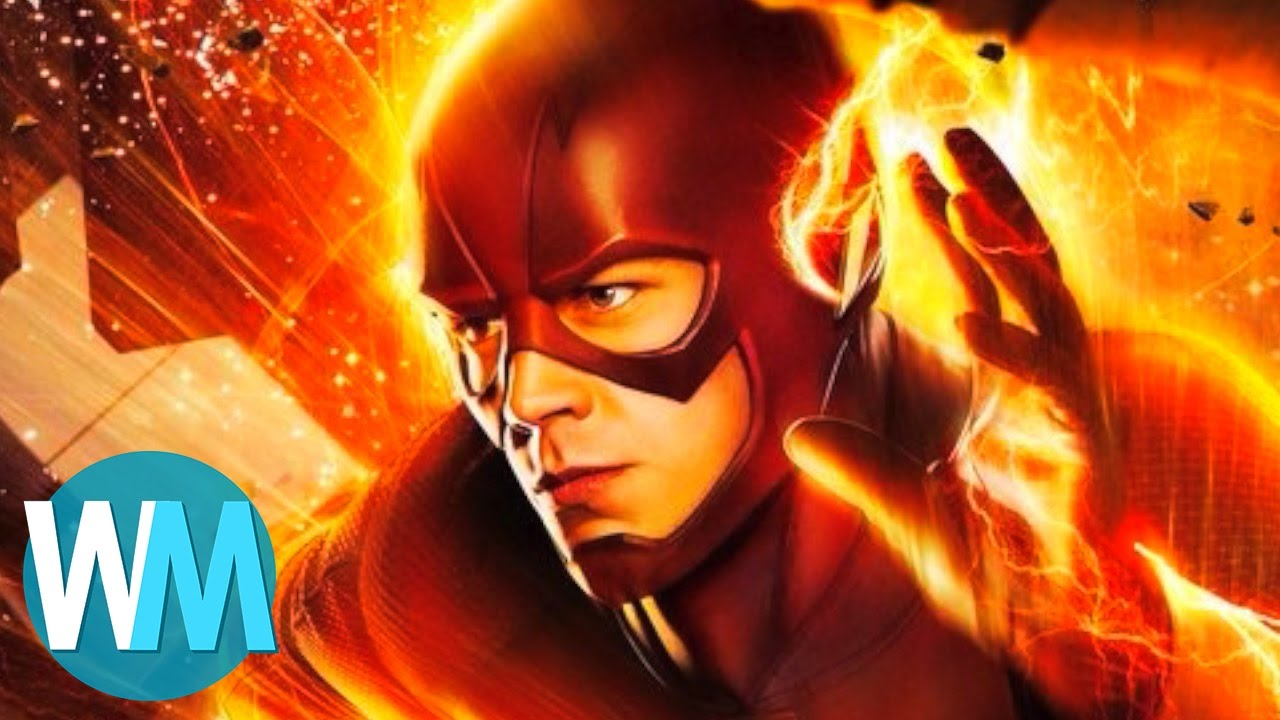 flash - Amazing Details