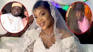 Les images exclusives du mariage de Eumeudy Badiane avec Wally Seck et ramdane…