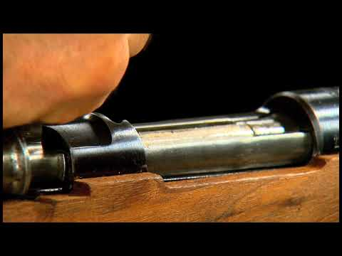 Gunsmithing - How the Mauser Bolt Action Functions - All 8 Steps