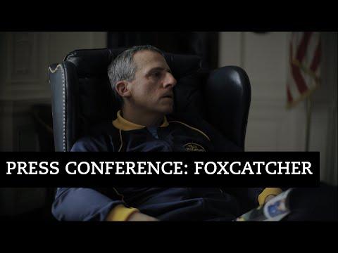 Bennett Miller And Steve Carell On Foxcatcher | BFI #LFF