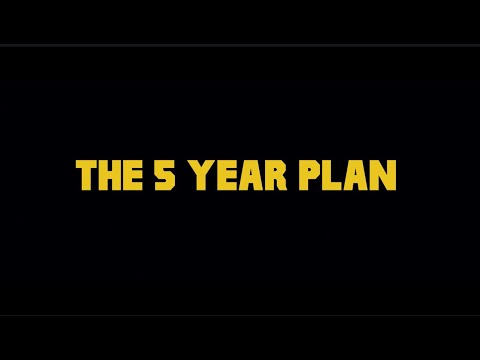 A-Reece – THE 5 YEAR PLAN