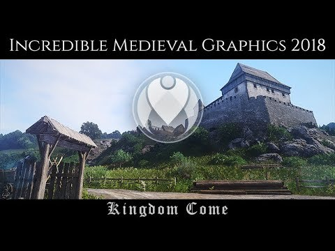 NEXT-GEN MEDIEVAL LANDSCAPE - TOWNS AND CAMPS | Kingdom Come: Deliverance - Ultra Graphics Modded