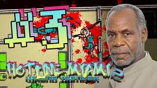 Hotline Miami 2 con Acha - Parte 3 - Coge el teléfono