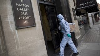 London diamond vault $370M heist