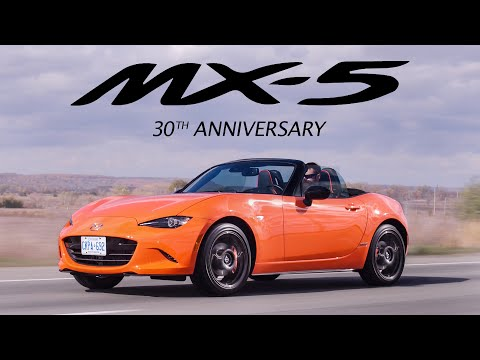 2019 Mazda MX-5 Miata 30th Anniversary Edition Review - Limited Worldwide!