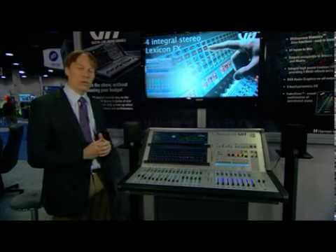 Soundcraft Vi1 Introduction