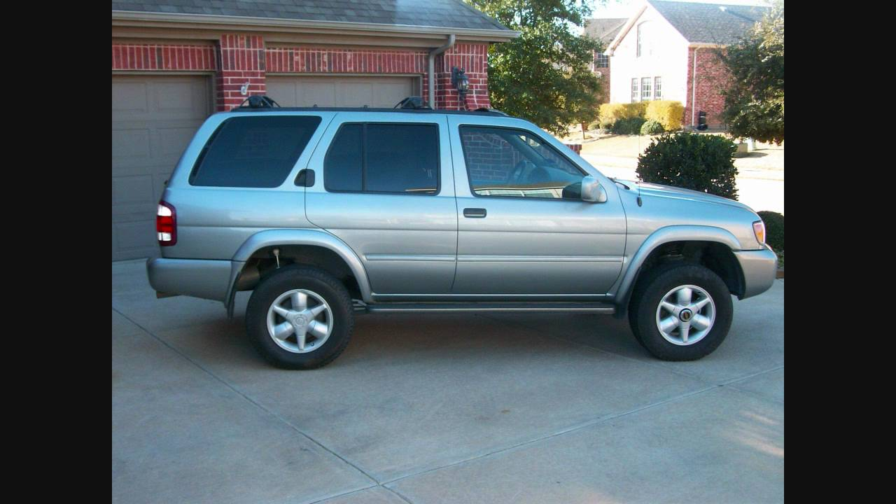 22+ 2002 Pathfinder Lifted