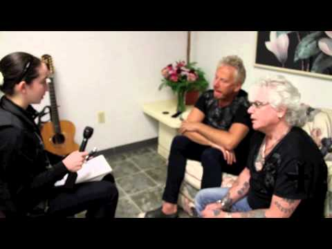 AIR SUPPLY Interview w/ Pavlina Strawberry Festival Plant City, Florida