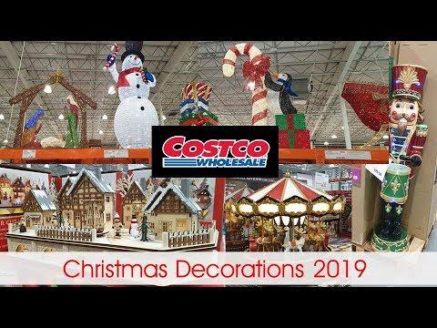 Costco Australia 2019 Christmas Decorations