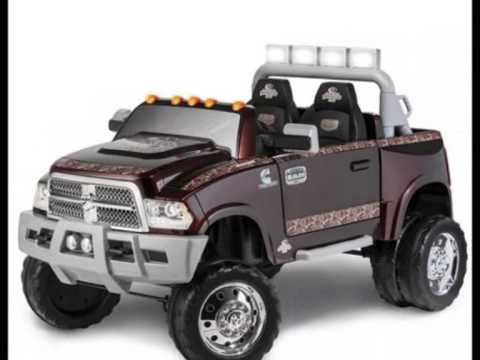 Dodge Ram 3500 Dually Longhorn Edition 12 Volt Battery Powered Ride