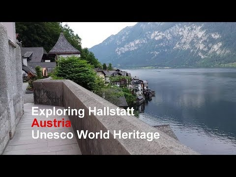 Exploring Hallstatt Austria