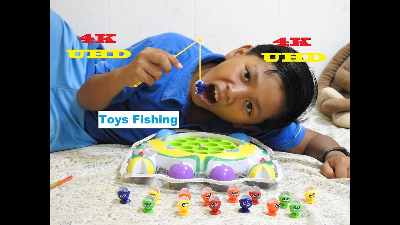 Go Go Wow || New  Smart Kid Fishing Toy Fish very Funny || Very Cute boy ||