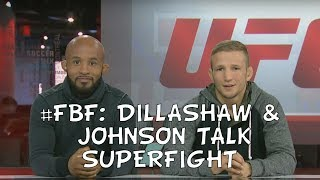 Johnson and Dillashaw Discussed a Super Fight Back in 2015