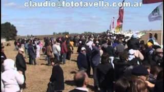 Accidente Aereo-El Trébol-Santa Fe-Argentina