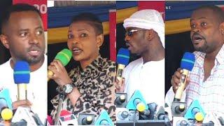 Wasanii Wakitoa Kero Zao kwa Rc Makonda